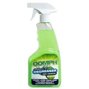 Oomph Non-Caustic Degreaser Lime 500mL
