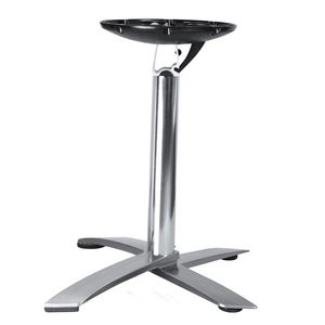Pago Cross Tilt Table Base 1080mm Stainless Steel