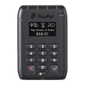 PayPal Here Tap and Go Mobile Card Reader