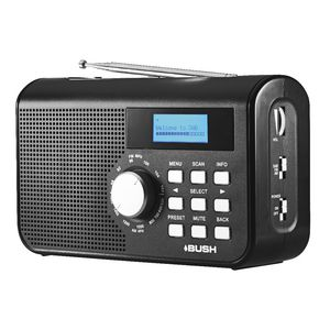 Bush DAB+ Digital and AM-FM Radio