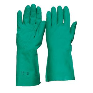 ProChoice Nitrile Chemical Gloves 33cm Large