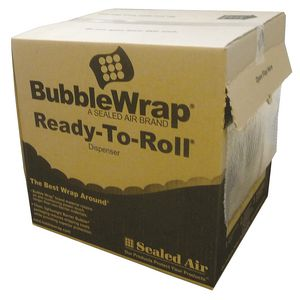 Sealed Air Ready to Roll Bubble Wrap 340mm x 50m