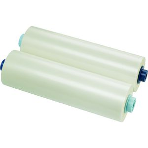 GBC Ezload Laminating Film Rolls 75 Micron 75m 2 Pack