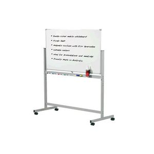 Penrite Magnetic Mobile Whiteboard 1800 x 900mm
