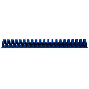 GBC Binding Comb 21 Loop Plastic 51mm Blue 50 Pack