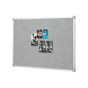 Penrite Premium Fabric Board Silver 1200x900mm
