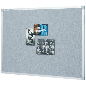 Penrite Premium Fabric Board Silver 1200 x 900mm