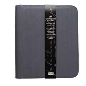 Philosophy Zip Compendium Grey