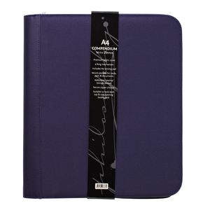 Philosophy Zip Compendium Purple