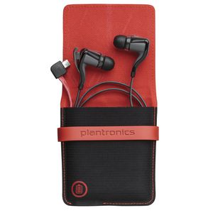 Plantronics Backbeat GO2 with Charge Case Black