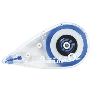 Plus Correction Tape Mini 5mm x 7m Blue