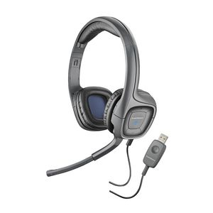 Plantronics 655 On Ear Headset Black