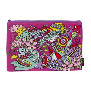 Powell Pencil Case Doodle Mania