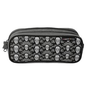 Powell Pencil Case Metal Head