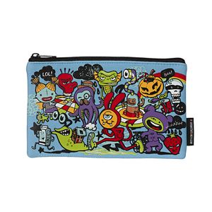 Powell Pencil Case Monsters Madness