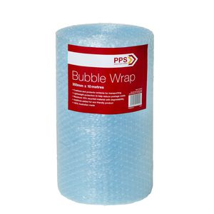 Pack Post Send Bubblewrap 300Mm X 10M