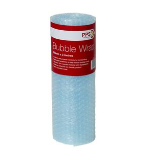 Pack Post Send Bubblewrap 300Mm X 3M