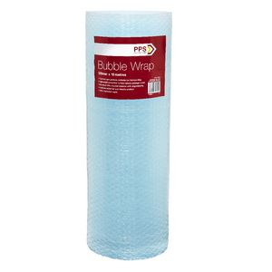 PPS 500mm Wide Bubble Wrap Roll 10 Metres