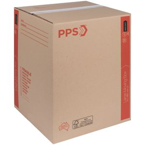 PPS Move Heavy Duty Carton Large 431 x 406 x 596mm