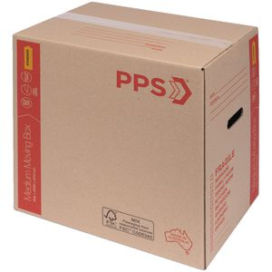 PPS Store Carton with Handles 406 x 298 x 431mm
