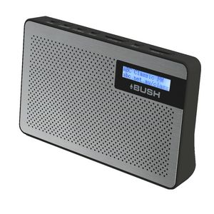 Bush DAB+ Digital Radio with FM Tuner