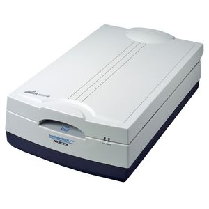 Microtek 9800XL Plus A3 Network Colour Film and Print Scanner
