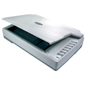 Plustek A320 A3 Flatbed Graphic Scanner
