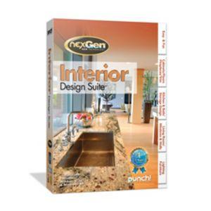 Punch nexgen interior design suite 1 pc box for Home landscape design premium nexgen3