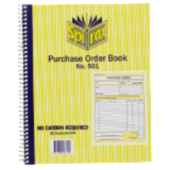 Purchase Order Books category image