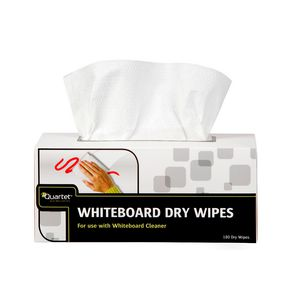 Quartet Dry Wipes Box