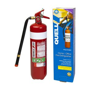 Quell Home/Office Fire Extinguisher 2.3kg