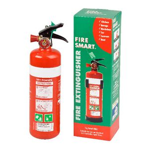 Fire Smart Dry Powder Fire Extinguisher 1kg