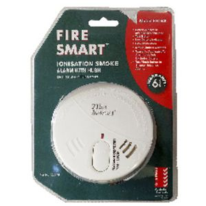 Fire Smart Ionisation Smoke Alarm