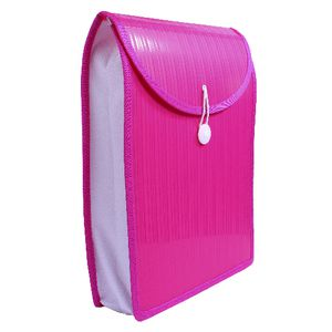 Top Load Attache File A4 Pink