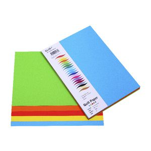 Quill XL MultiPaper 80gsm A4 Brights Assorted 100 Pack