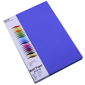 Quill XL MultiPaper 80gsm A4 Assorted Cold 250 Pack