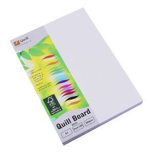 Quill XL MultiBoard 200gsm A4 White 100 Pack
