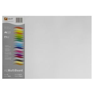 Quill XL MultiBoard 200gsm A3 White 5 Pack
