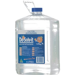 De-Solv-it Sticky Spot and Stain Remover 4L