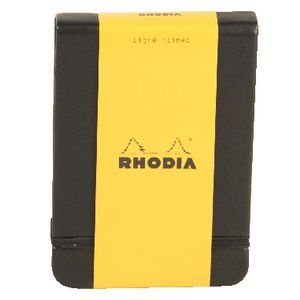 Rhodia Lined A7 Webnotepad