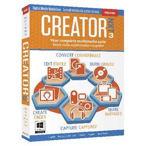 roxio creator nxt user manual