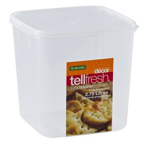 Decor Tellfresh Container 2.75L