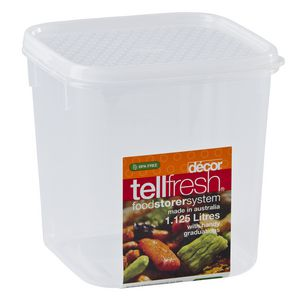 Decor Tellfresh Container 1.125 L