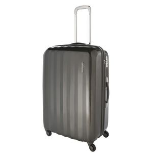 American Tourister Prismo 75cm Spin Roll Suitcase Charcoal