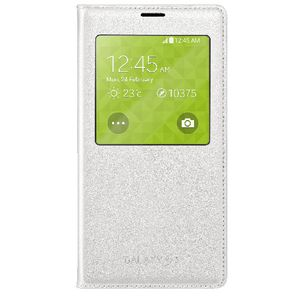 Samsung S-View Galaxy S5 Flip Cover White