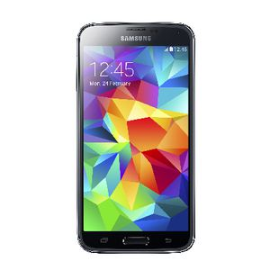Samsung Galaxy S5 Phone Electric Blue