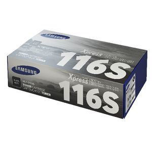 Samsung Toner Cartridge Black MLT-D116S