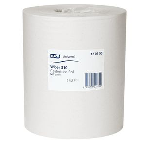 Tork Universal Wiper 310 Centerfeed Roll 1-ply Pack/6