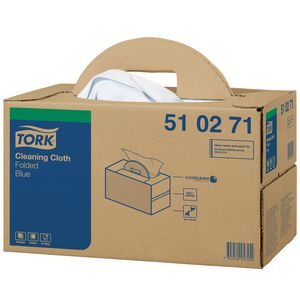 Tork Folded Cleaning Cloth Handy Box
