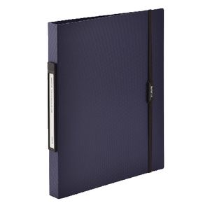 Smart Fit A4 2 O-Ring Binder 22mm Navy